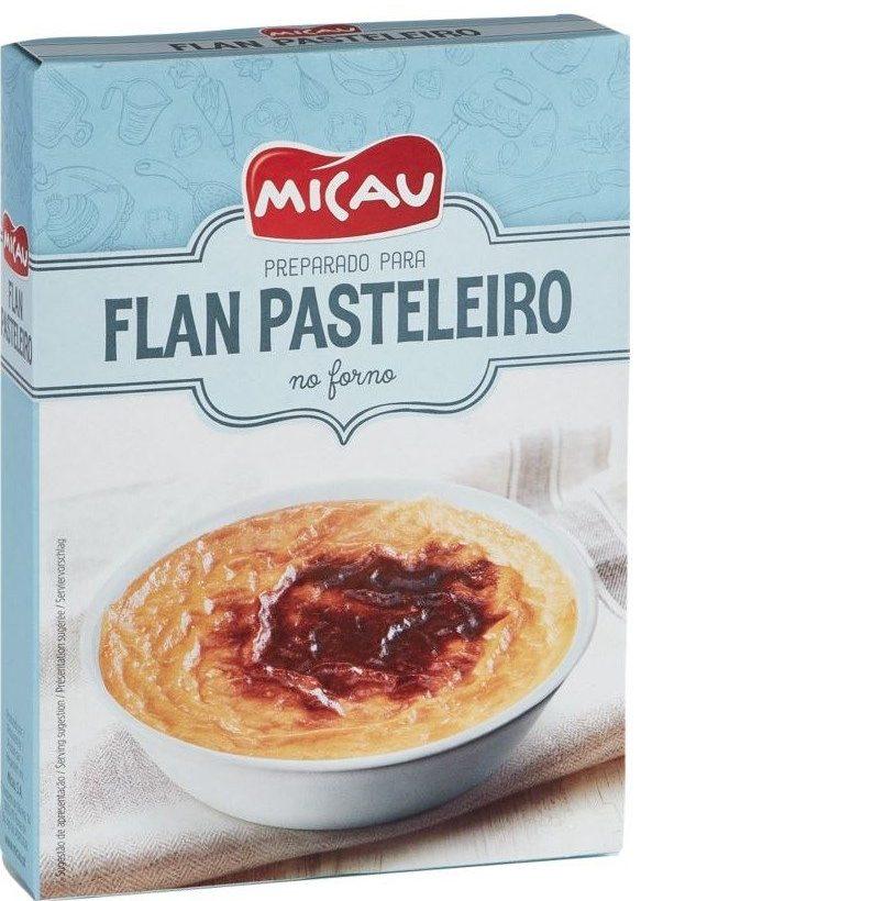 Flan Pasteleiro