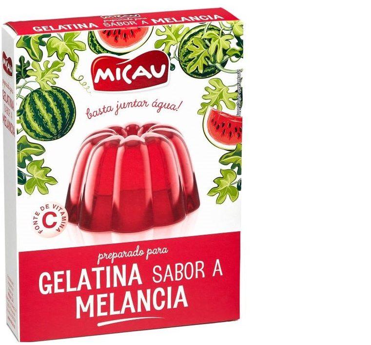 Gelatina Melancia