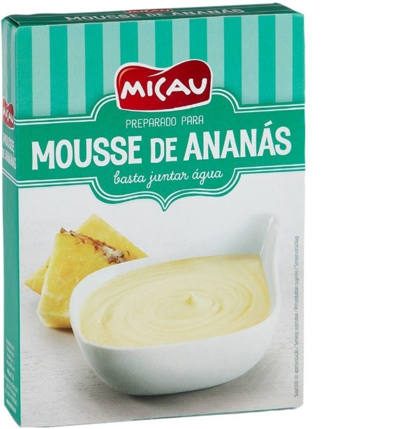 Mousse Ananás