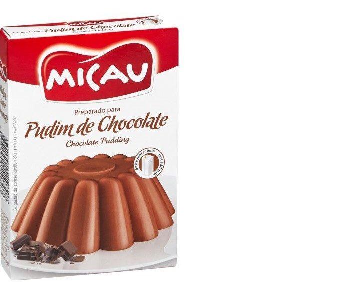 Pudim Chocolate